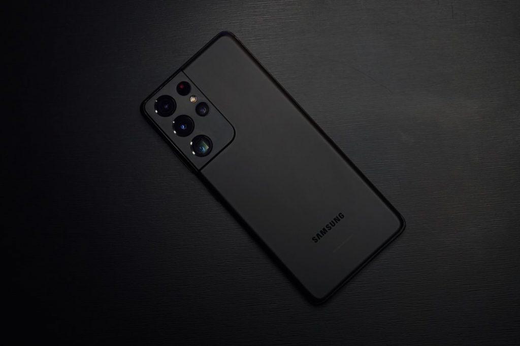 De Samsung Galaxy S21 Ultra, een van de beste smartphones van dit moment