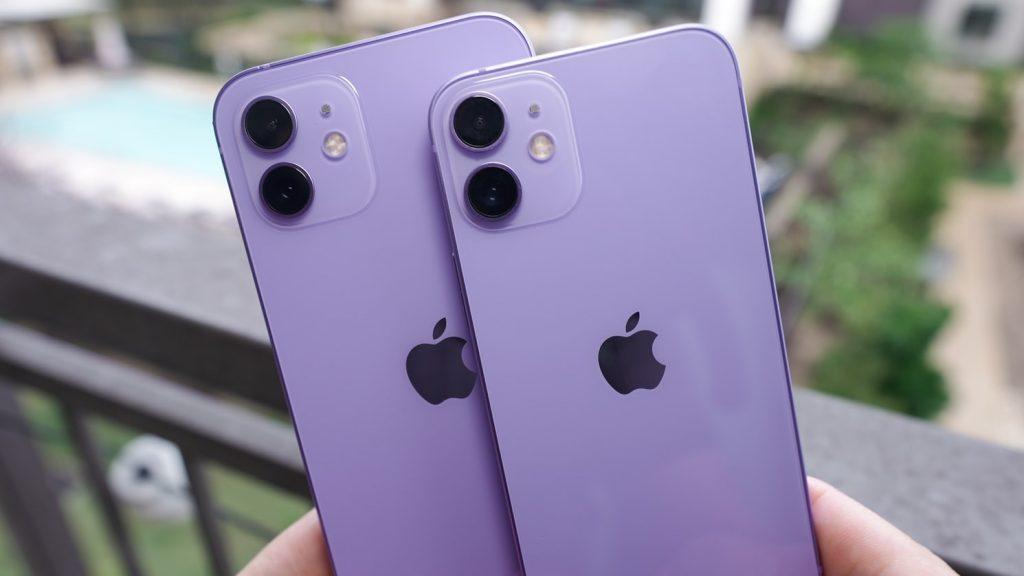 iPhone 12 & iPhone 12 Mini, beide behoren tot de beste smartphones van dit moment